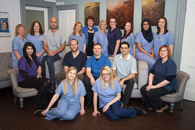 AD Hewett Brighouse Staff Photo